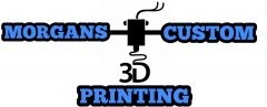 Morgans Custom 3D Printing